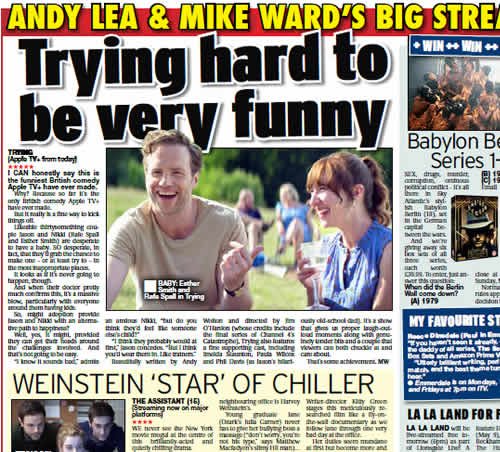 May 1 Daily Star Big Stream